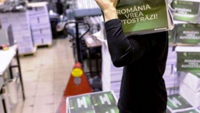 Romania Vrea Autostrazi Hd: Un Patron, Cu Afaceri Si La Botosani, A Impanzit Toata