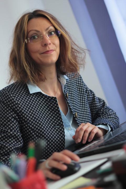 Celine Fraycenon, echipa perfecta cu Mickael Sejourne atât în viața personală, cât și la birou