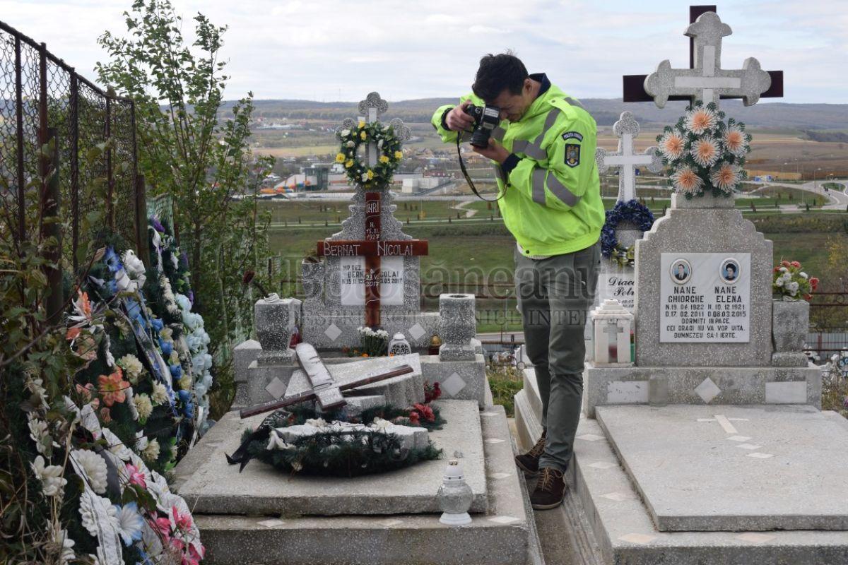 viziune nouă în mormânt